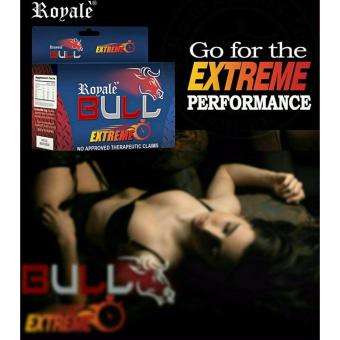 Royale Bull Extreme Sex Capsule pack of 2