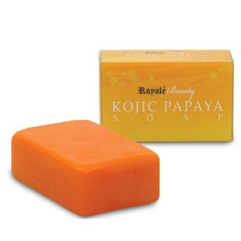 Royale Kojic Papaya Soap 130g Price Philippines
