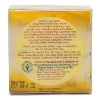 Royale L-Gluta Power Anti-ageing Soap 90g - 2