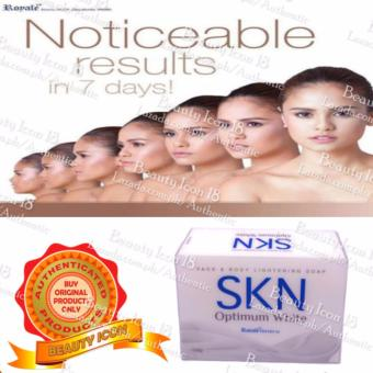 Royale SKN Optimum White Soap 135g Price Philippines
