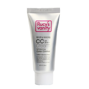 Rucy's Vanity Whitening CC Cream SPF 30+++ 30ml