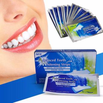 Rukia Advanced Teeth Whitening Strips Set of 3