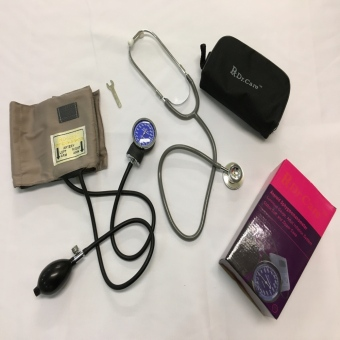 Rx Dr. Care Blood Pressure Aneroid with Stethoscope Price Philippines