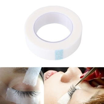 Safe 1 Roll Individual Eyelash Extension Medical Tape Micropore Paper Makeup - intl