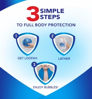 Safeguard(TM) Body Wash Family Pack - 5