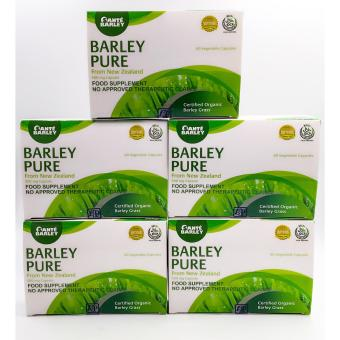 Sante Barley Pure 60 capsules set of 5 boxes Price Philippines