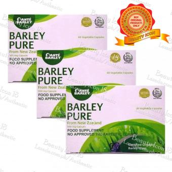 Sante Barley Pure New Zealand (500mg/60 Capsules) Set of 3s
