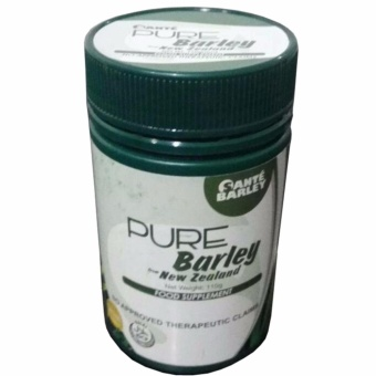 Sante Barley Pure powder juice New Zealand (110grams Canister)