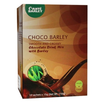 Sante Choco Barley (15gms/10 sachets) Price Philippines