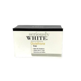 Seriously White Advanced Whitening Glutathione Soap 135g
