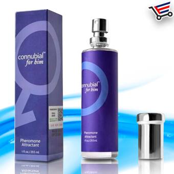 Sex Perfume Pheromone Attractant Cologne for Her Set of 2 (Blue) - picture 2