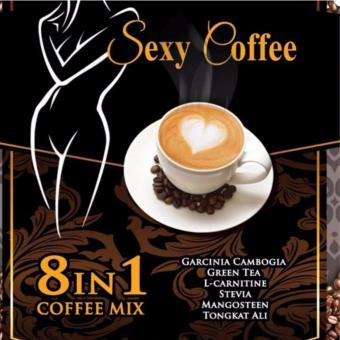 Sexy Coffee 8 in 1 Slimming Coffee Mix
