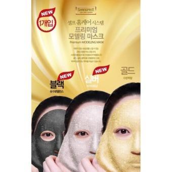 Shangpree Gold Premium Modeling Mask (5 Sheets) - 4