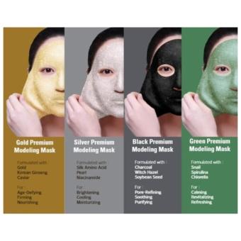 Shangpree Gold Premium Modeling Mask (5 Sheets) - 2