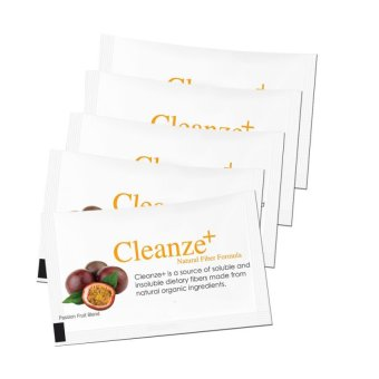 SimplyNature Cleanze + Passion 10g Sachet of 5