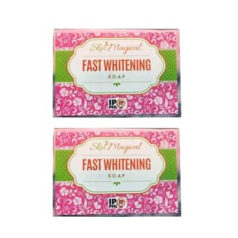 Skin Magical Fast Whitening Soap 135g BUY 1 TAKE 1