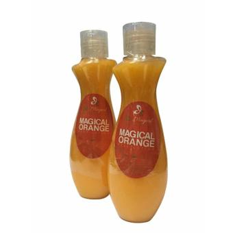 Skin Magical Orange Peel Lotion bundle of 2 120ml Price Philippines