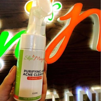 Skin Magical Purifying and Acne Clearing Foaming Wash 100ml Price Philippines