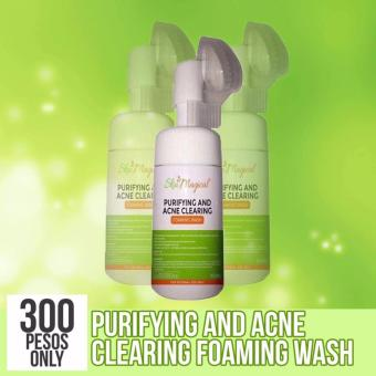 Skin Magical Purifying and Acne Clearing Foaming Wash 100ml