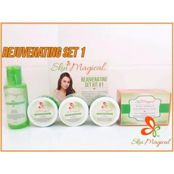 Skin Magical Rejuvenating Set #1 Price Philippines