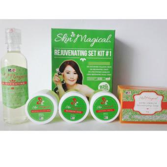Skin Magical Rejuvenating Set #1 BIG SIZE Price Philippines