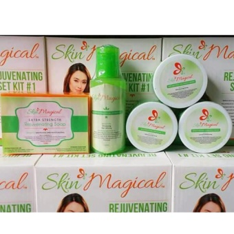 Skin Magical Rejuvenating Set #1 Bundle of 2 Price Philippines