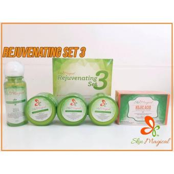 Skin Magical Rejuvenating Set #3 Price Philippines