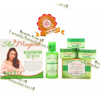 Skin Magical Rejuvenating Set Kit # 1 Price Philippines