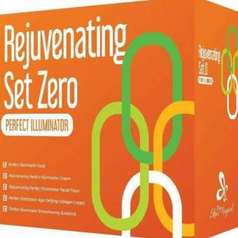 Skin Magical Rejuvenating Set Zero Price Philippines