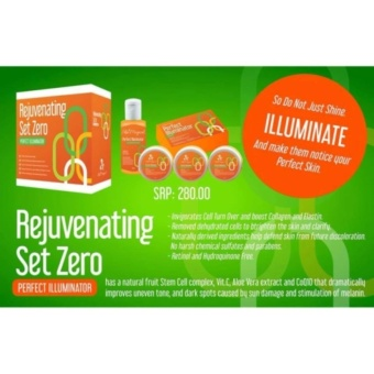 Skin Magical Rejuvenating Set Zero (For Pregnant and Lactating Women)