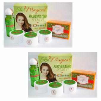 Skin Magical Rejuvinating Set Kit # 1 (set of 2) Price Philippines