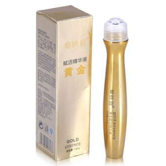 Slide Massage Ball Eye Gel Cream Remove Dark Circle Wrinkle Eyebag Skin Care Firming Essence - intl