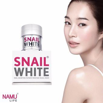 Snail White Facial Whitening, Anti-Aging, Anti-Acne Cream 50ml