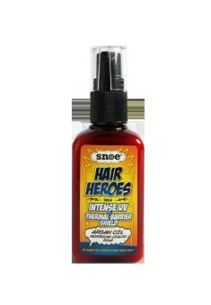 Snoe Hair Heroes Intense UV + Thermal Barrier Shield with Argan Oil Moroccan Liquid Gold 50ml Price Philippines