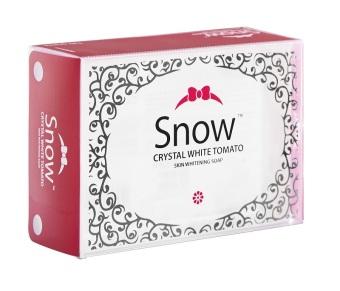 Snow Crystal White Tomato - Skin Whitening Soap 135g