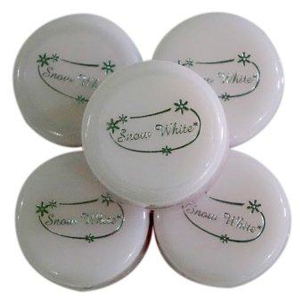 Snow White International Whitening Cream Set of 5