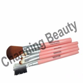 Soft Makeup Brushes Professional Cosmetic Make Up Brush Tool Kit 5pcs Set