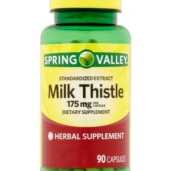Spring Valley Milk Thistle 175mg 90 capsules
