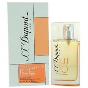 S.T. Dupont Essence Pure ICE Pour Femme 50ml