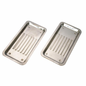 Stainless Steel Dental Surgical Tray Dental Dish Lab InstrumentTool - intl Price Philippines