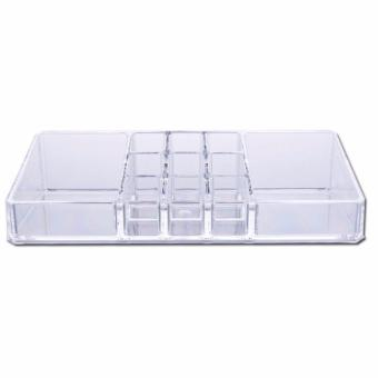 Storage - Acrylic Clear Lipstick, Makeup and Cosmetic OrganizerStand Holder