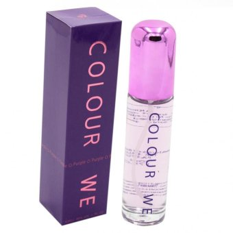 Story Of Love 50ml Colour We Eau De Parfume For Women (Purple)
