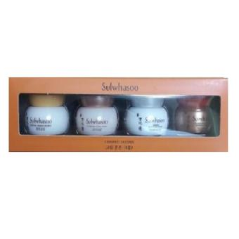 Sulwhasoo Cream Kit (4 items) Korean Cosmetics