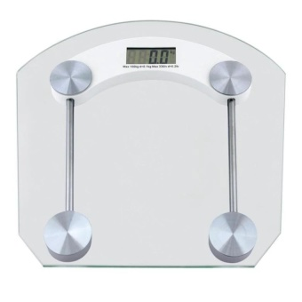 SWEET HOUSE Home-Use Digital Glass Personal Scale