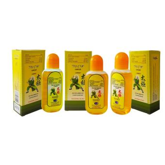 TAI CHI - GINGER LINIMENT 60ml TRI PACK