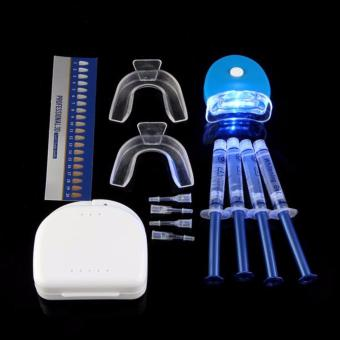 Teeth Whitening White Bleaching System Oral Gel Kit Tooth Whitener