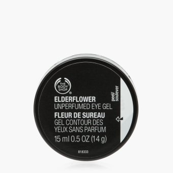 The Body Shop Elderflower Unperfumed Eye Gel 15 mL