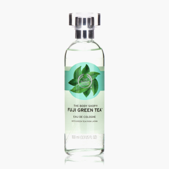 The Body Shop Fuji Green Tea Eau de Cologne 100 mL - picture 2