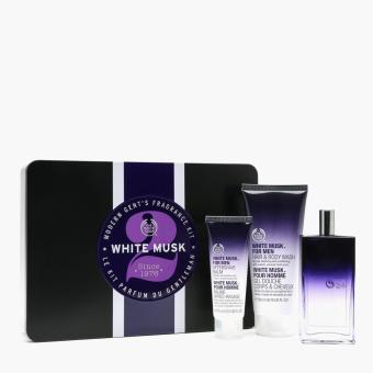 The Body Shop Modern Gent's White Musk Fragrance Kit