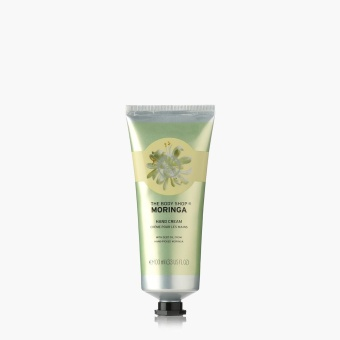 The Body Shop Moringa Hand Cream 100ml
